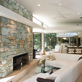 Charlotte, Monroe and Fort Mill Living Room gallery