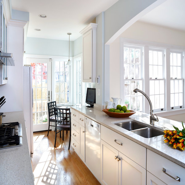 Galley Kitchen Ideas 2016: Remodeling Photo Gallery